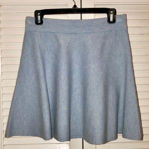 Club Monaco Midi Work & Play Wool Skirt